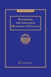 Handbook for Arkansas Municipal Officials cover