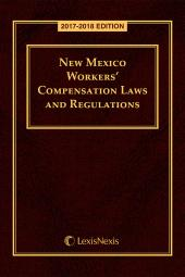New Mexico Workers' Compensation Laws and Regulations cover