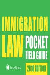 Immigration Law Pocket Field Guide cover