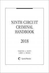 Ninth Circuit Criminal Handbook cover