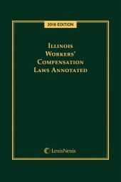 Illinois Workers' Compensation Laws Annotated cover