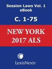 New York Consolidated Laws Service Session Laws cover