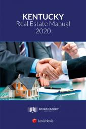 Kentucky Real Estate Manual cover