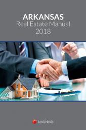 Arkansas Real Estate Manual cover