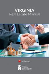 Virginia Real Estate Manual cover