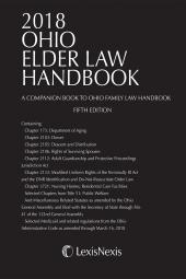 Ohio Elder Law Handbook -- A Companion Book to Ohio Family Law cover