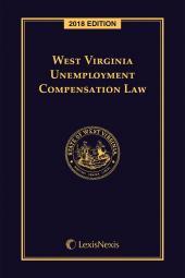 West Virginia Unemployment Compensation Law cover