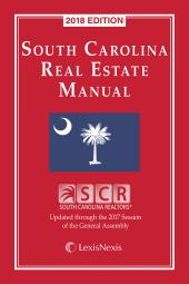 South Carolina Real Estate Manual cover