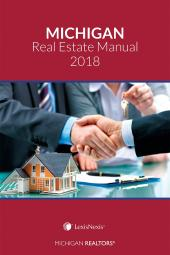 Michigan Real Estate Manual cover