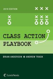 Class Action Playbook cover