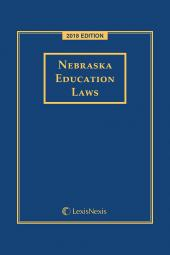 Nebraska Education Laws cover