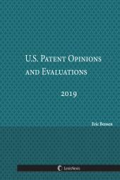 U.S. Patent Opinions and Evaluations cover