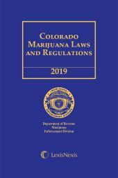 Colorado Marijuana Laws and Regulations cover