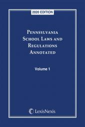 Pennsylvania School Laws and Regulations Annotated