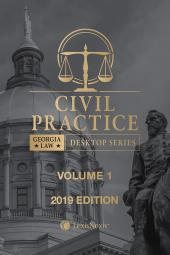 Georgia Civil Practice Law cover