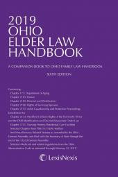 Ohio Elder Law Handbook -- A Companion Book to Ohio Family Law cover