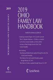 Ohio Family Law Handbook and Ohio Elder Law Handbook - A Companion to Ohio Family Law Handbook cover