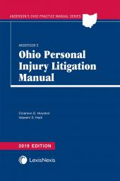 Anderson's Ohio Personal Injury Litigation Manual cover
