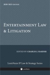 Entertainment Law & Litigation cover