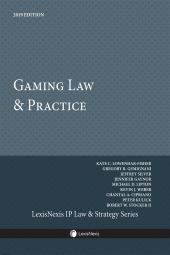 Gaming Law & Practice cover