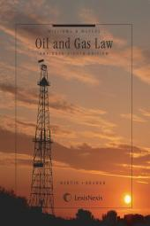 Williams & Meyers, Oil and Gas Law Abridged cover