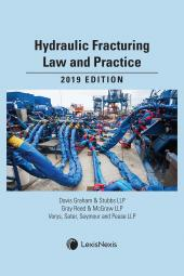 Hydraulic Fracturing Law and Practice