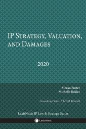 IP Strategy, Valuation, and Damages cover