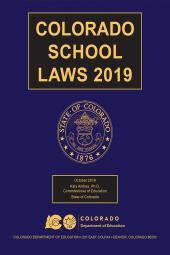 Colorado School Laws cover