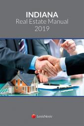 Indiana Real Estate Manual cover