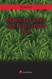 Vermont Marijuana Law and Regulations cover