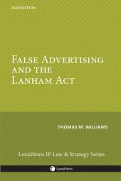 False Advertising and the Lanham Act cover