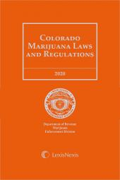Colorado Marijuana Laws and Regulations cover