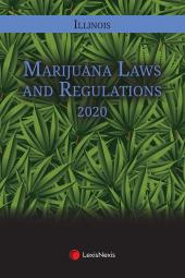 Illinois Marijuana Laws and Regulations cover