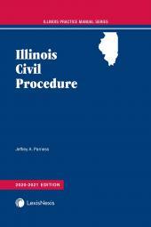 Illinois Civil Procedure cover