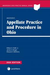Anderson's Appellate Practice and Procedure in Ohio cover
