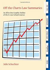 Off the Charts Law Summaries: An All-In-One Graphic Outline of the 1L Law School Courses cover