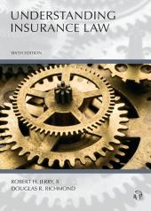 Understanding Insurance Law cover