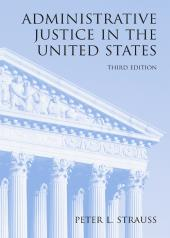 Administrative Justice in the United States cover