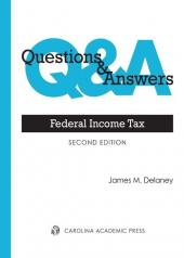 Questions & Answers: Federal Income Tax cover