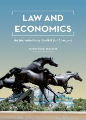 Law and Economics: An Introductory Toolkit for Lawyers cover