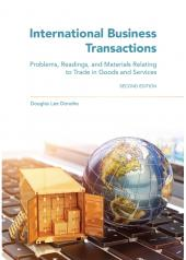 International Business Transactions: Problems, Readings, and Materials Relating to Trade in Goods and Services cover