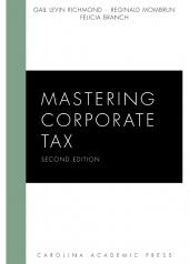 Mastering Corporate Tax cover