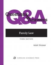 Questions & Answers: Family Law cover