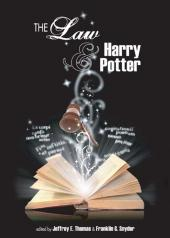The Law and Harry Potter cover