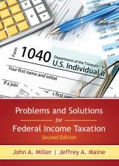 Problems and Solutions for Federal Income Taxation cover
