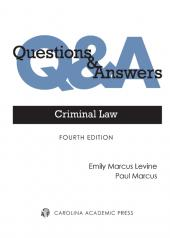 Questions & Answers: Criminal Law cover