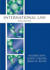 International Law cover