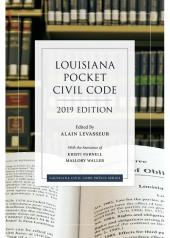 Louisiana Pocket Civil Code cover