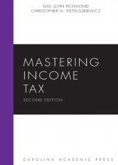 Mastering Income Tax cover