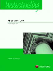 Understanding Property Law, Third Edition 2012 cover